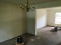 110 Kingsdale Ave. demolition at Cherry Hill fixer upper renovation