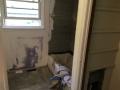 Hardwood floor installation at 100 Kingsdale Ave. Cherry Hill renovation