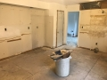 Demolition Cherry Hill remodel