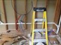 Rough plumbing with Wolfschmidt