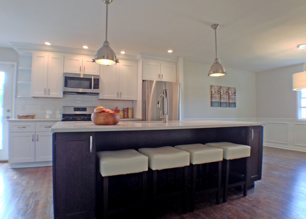 Surrey Place E Cherry Hill renovation