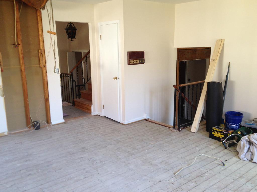 Cherry Hill renovations