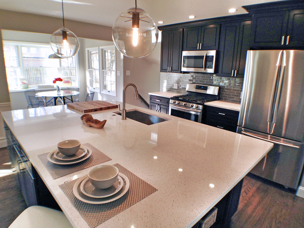 Fixer upper show kitchens pictures - Wexford Leas Cherry Hill Renovation The Finished Product